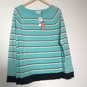 NWT✨ Vineyard Vines Striped Sweater
